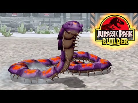 Download Youtube: ARTHROPLEURA!!! - Jurassic Park Builder GLACIER | HD