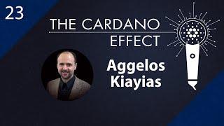 Cardano's Ouroboros Protocol with Professor Aggelos Kiayias, Chief Scientist at IOHK | TCE 23