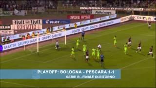 Playoff: Bologna - Pescara 1-1