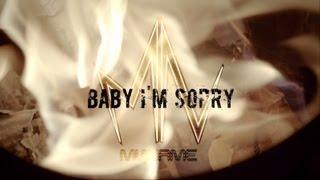 MYNAME(마이네임) Baby I'm sorry (MV)