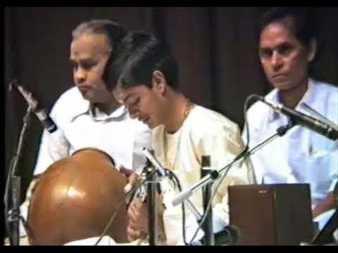 Vidwan U. Srinivas -Vinayaka Ninnu-Ragam Hamsadhwani