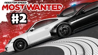 Need for Speed Most Wanted (2012) - Gameplay Part 2 (XBox 360 / PS3) (NFS01)