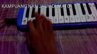 Pianika - Kampuang Nan Jauh diMato