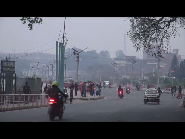 विश्वकै प्रदुषीत शहर दोस्रो पटक बन्यो काठमान्डौ,केहि अनुभव गर्नुभयो? #ournewscrew #World_Air_Quality