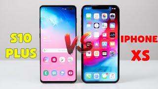 Nên mua Galaxy S10 Plus hay iPhone XS ở 2020 khi mức giá QUÁ RẺ