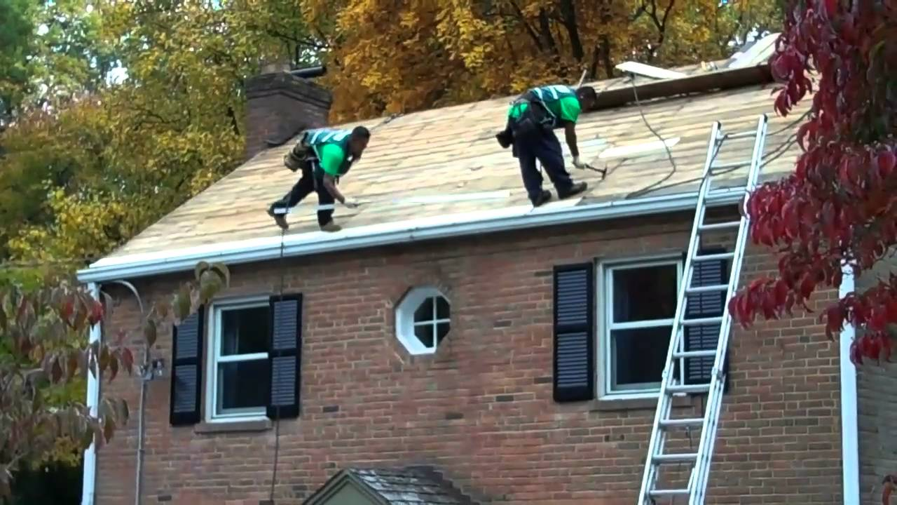 Shingle Roof Replacement by Roof Solutions YouTube – Shingle Roof Replacement