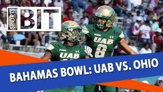 Bahamas Bowl: UAB Vs. Ohio | Sports BIT | NCAAF Picks thumbnail