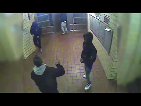 Three teens mug 56-year-old man for 10 dollars in the Bronx