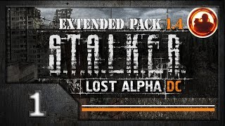 СТАЛКЕР Lost Alpha DC Extended pack 1.4