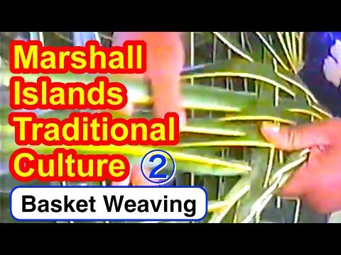 Marshallese Basket Weaving, Part 2