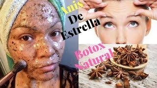 mascarilla anti arrugas natural efecto Botox Inmediato