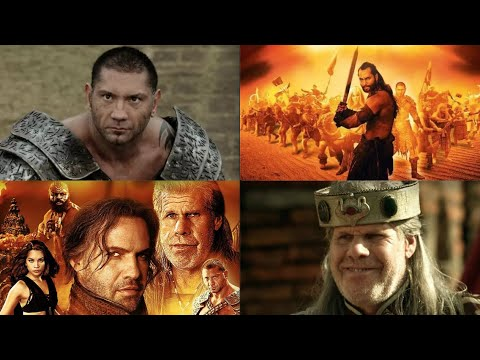 Download 🎞 The Scorpion King 3: Battle for Redemption 2012 Official Trailer + Movie Clip (The Ghost Warriors)