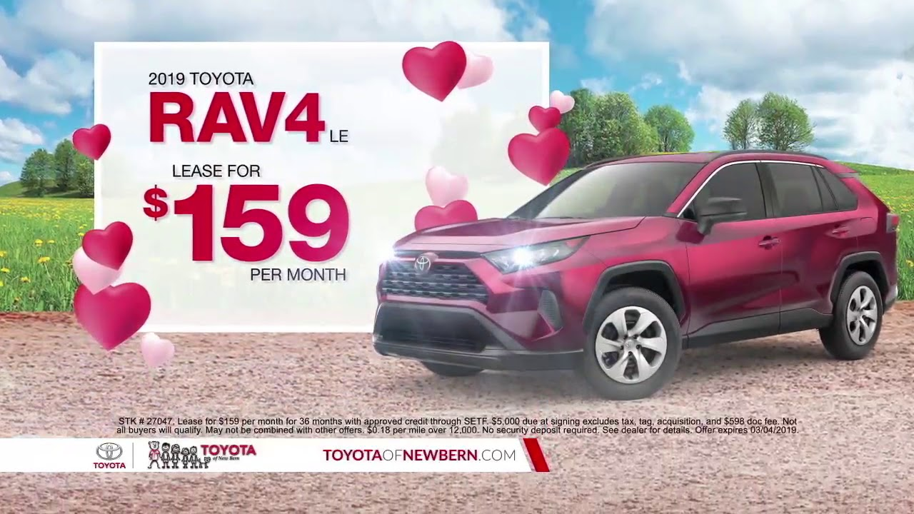 Toyota Of New Bern >> Set Up With Savings At Toyota Of New Bern Camry Rav4