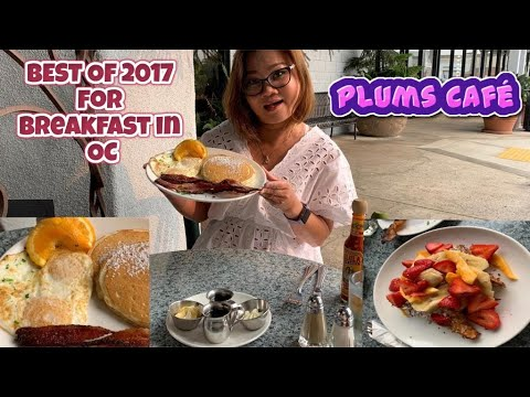 Plums Café and Catering | BEST OF 2017 for Best Breakfast in OC and Long Beach by OC Weekly!