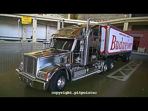 BUDWEISER DELIVERY TRUCK CROM STYLE