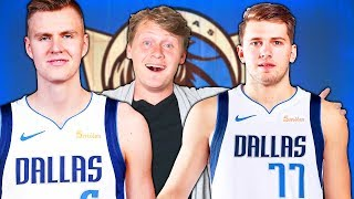 KRISTAPS PORZINGIS DALLAS MAVERICKS REBUILD! NBA 2K19