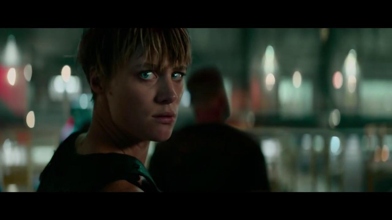 Terminator Dark Fate - Official Trailer REMIX #createyourfate