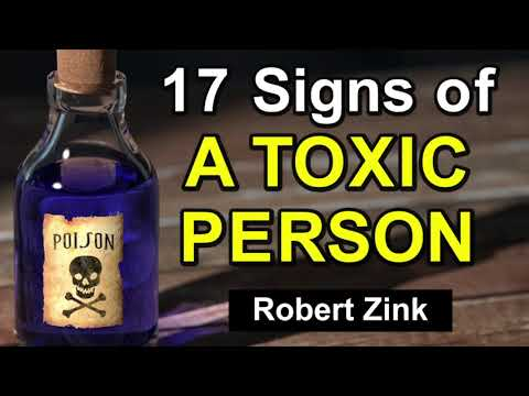 17 Signs of a Toxic Person Who Could Stop Your Law of Attraction