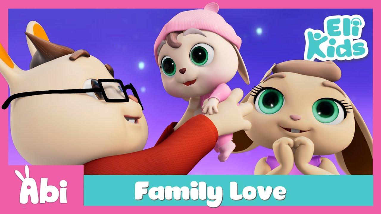 Love & Kindness Power | Abi Stories Compilations | Eli Kids Educational Cartoon