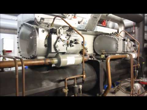used carrier chiller 30hxc 140 509kw comron international youtube rh youtube com Carrier 19XR Service Manual HVAC Carrier Chiller Manuals