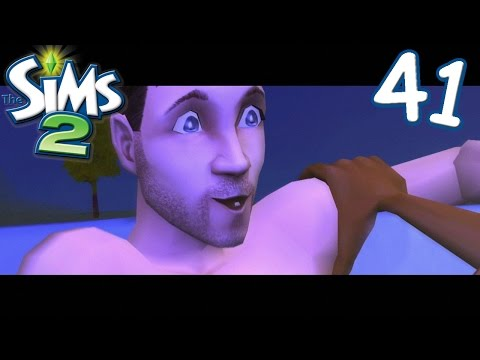 The Sims 2 Part 41 - Getting Naughty in the Hot Tub