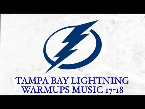 Tampa Bay Lightning Warmups Music 17-18