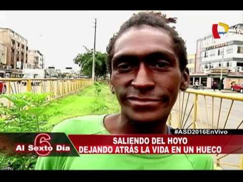 Saliendo Del Buzón: Dejó Su Vida Subterránea Y Se Reintegró A La Sociedad