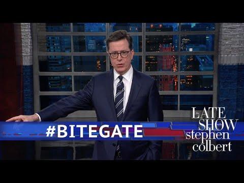 Stephen Colbert vs. We Demand Answers: Who Bit Beyoncé?