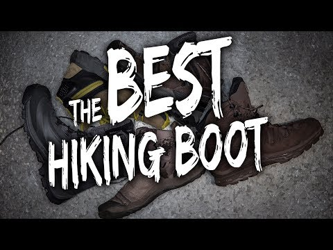 The BEST Hiking boot? Salomon Quest 4D GTX Forces Review + FUTURE LLOD PROJECTS