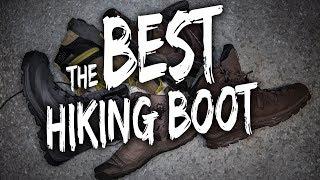 The BEST Hiking boot? Salomon Quest 4D GTX Forces Review + FUTURE LLOD PROJECTS