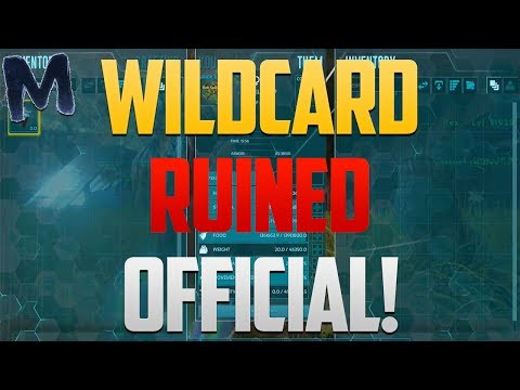 Ark WILDCARD RUINED OFFICIAL #2 SPAWNED LEVEL 20,000 DINOS *PROOF* (Ark Wildcard Ruined Official)