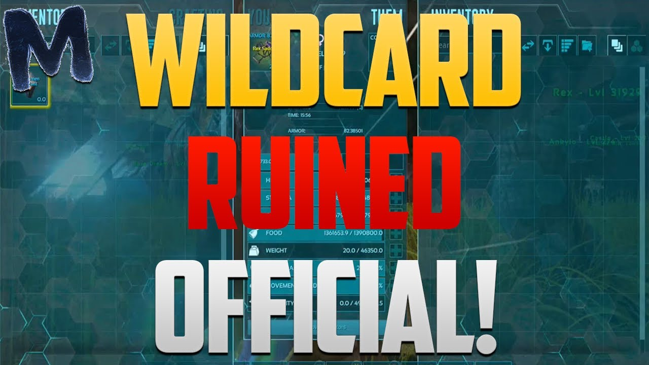 Ark wildcard ruined official 2 spawned level 20000 dinos proof ark wildcard ruined official 2 spawned level 20000 dinos proof ark wildcard ruined official malvernweather Images