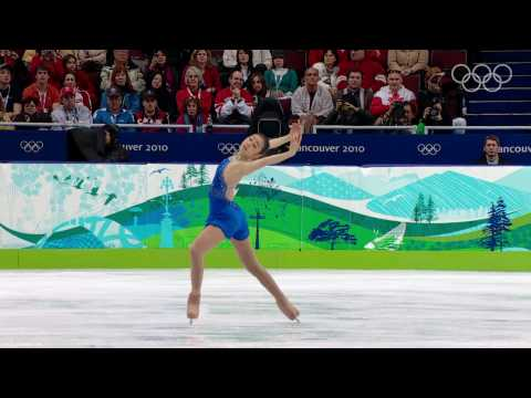 Yuna Kim's Wins Olympic Figure Skating Gold - Vancouver 2010 Winter Olympics