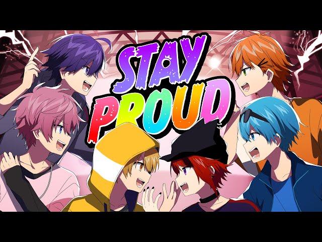 【MV】STAY PROUD/すとぷり🍓
