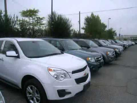 Used Chevrolet Equinox Ny New York 2011 Located In Long