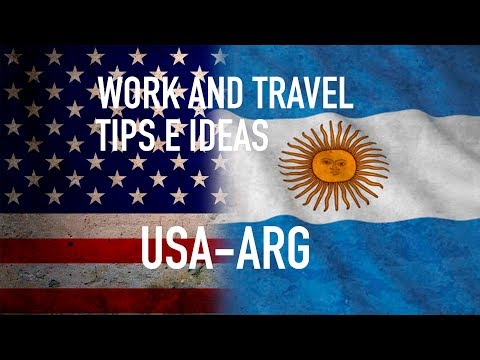 Work And travel USA-Argentina