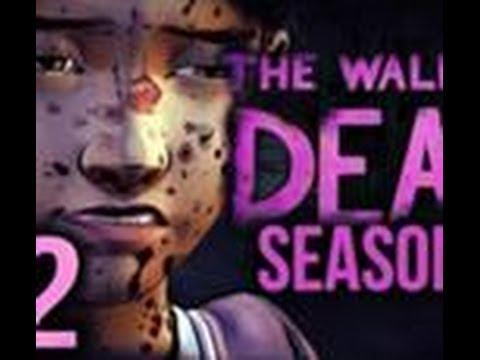 The Walking Dead: Season 2 - Part 2 - Gameplay / Walkthrough