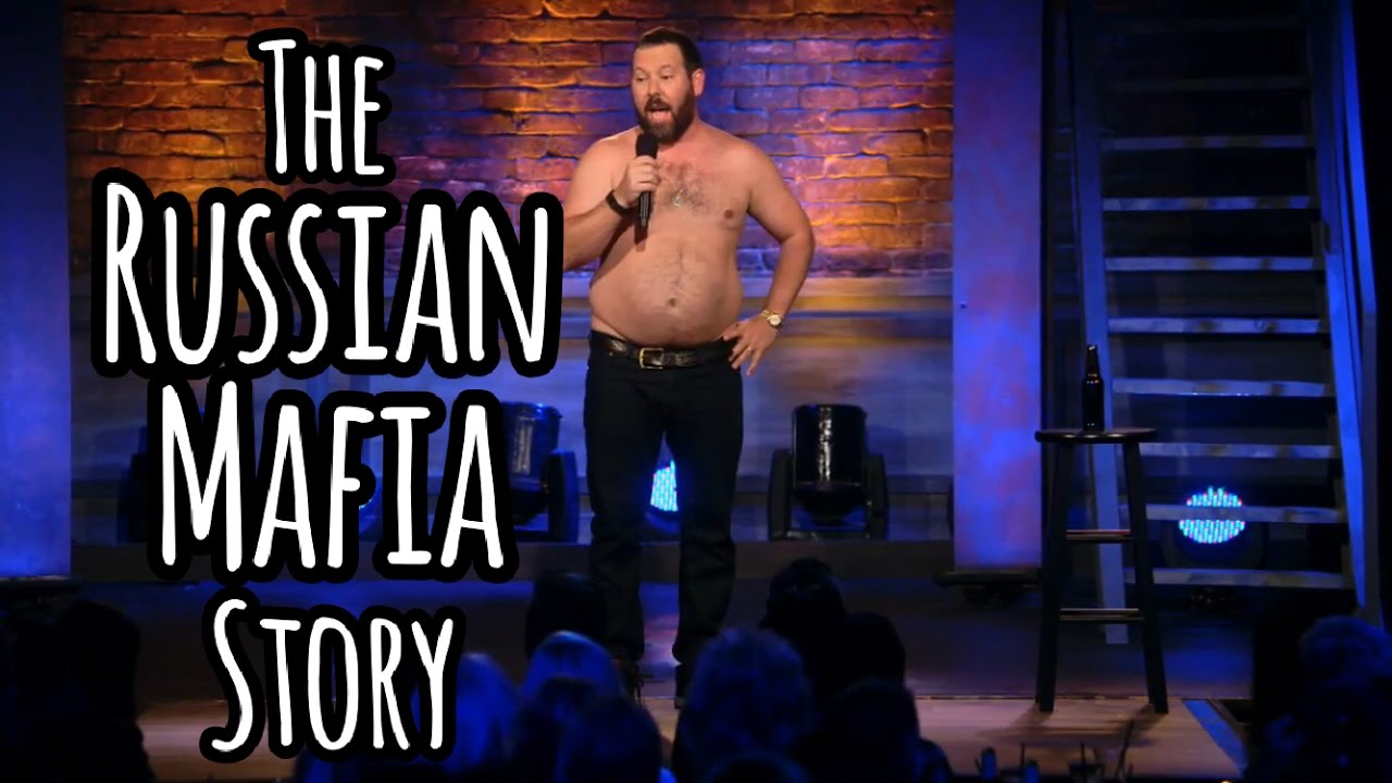 The machine - Stand up comedy