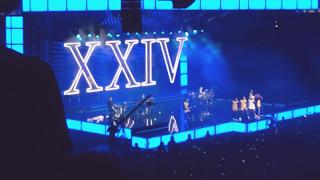 Bruno Mars, 24k Show, zurich