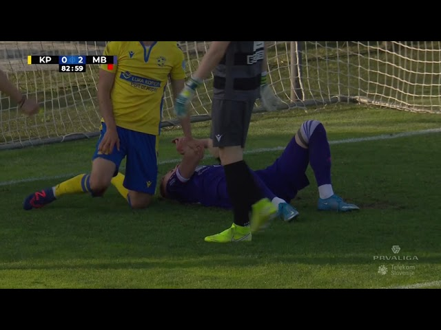 Very important victory for NK Maribor
