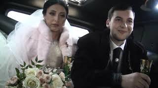 Свадьба Нины и Серёжи Скабляны Новосибирск 2018 часть -2