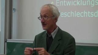 Prof. Dr. Hartmut Kasten: 0-3jährige. Entwicklungspsychologische Grundlagen (Vorlesung im Schloss)