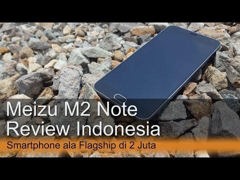 Review Meizu M2 Note Indonesia : HP ala Flagship di 2 Juta