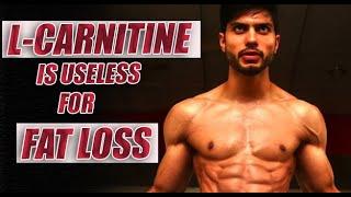 Stop taking L-Carnitine for fat loss. Mr Rohit Khatri Vs Science - Ep 1