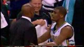 Chris Paul begs to not be taken out