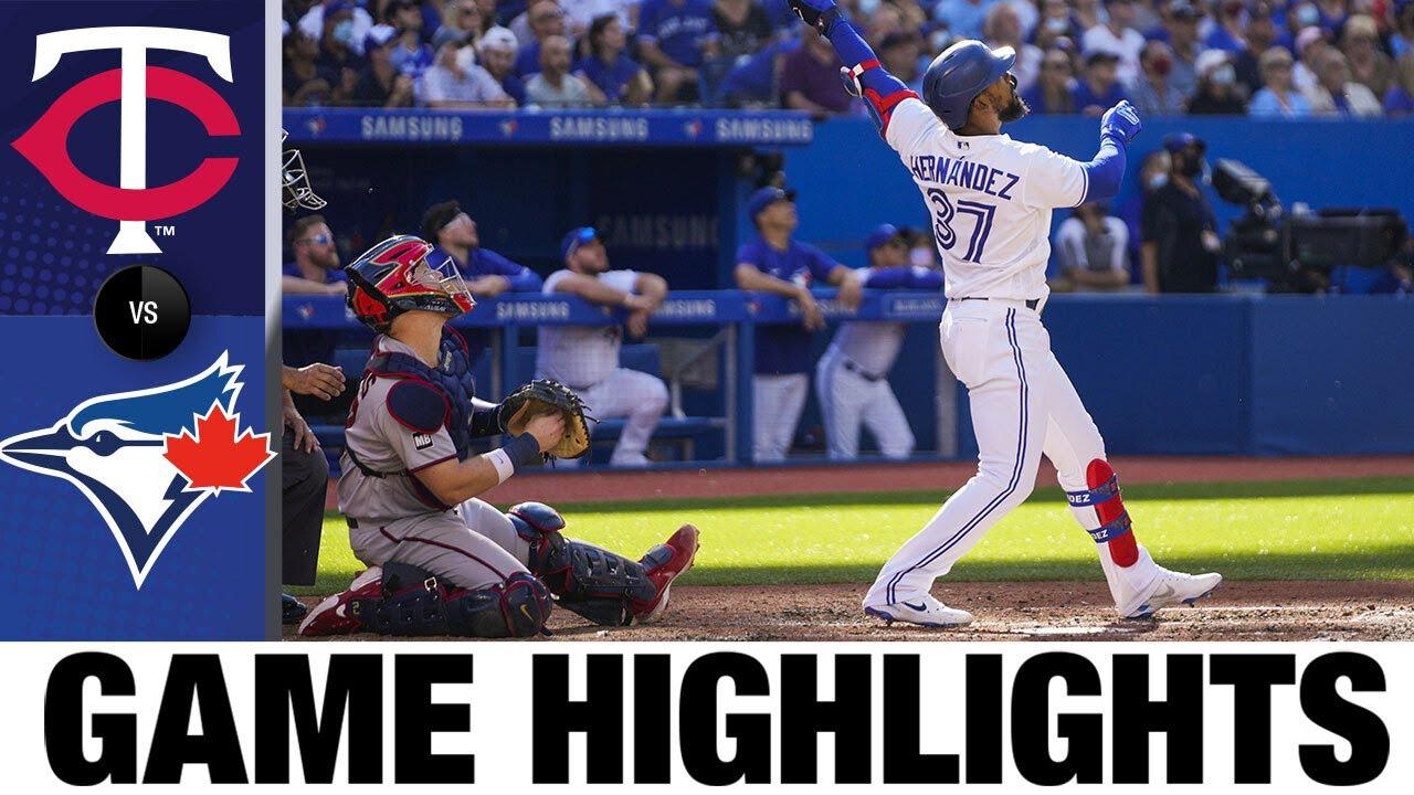 Download Twins vs. Blue Jays Game Highlights (9/18/21) | MLB Highlights