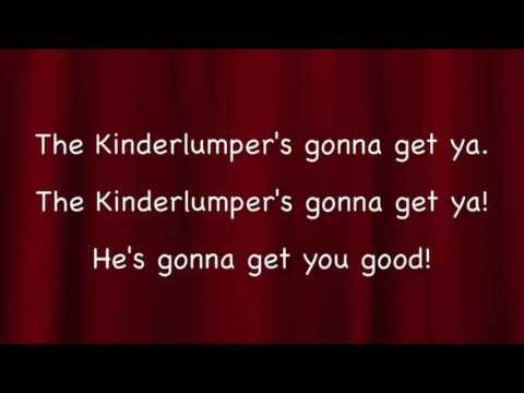 Phineas And Ferb - Der Kinderlumper Lyrics (HD + HQ)