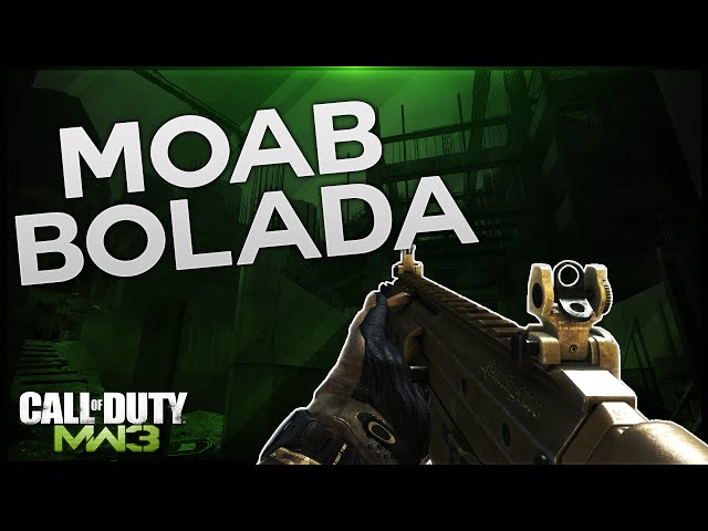 MOAB EM TDM RUSHADA: Gameplay dos Inscritos - (Gameplay no Ps3)