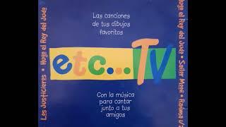 Disco: Las Canciones de Anime de ETC TV