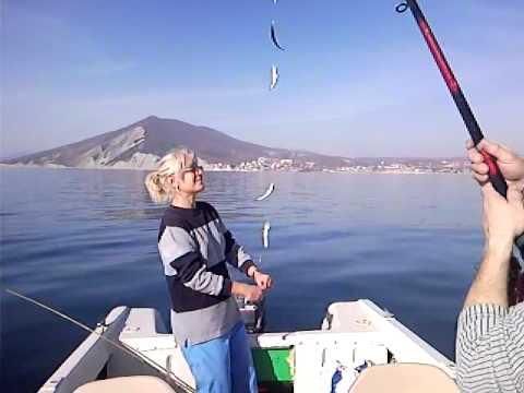 Рыбалка в Новороссийске
